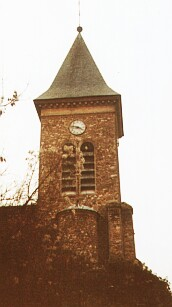 Clocher de Précy sur Marne