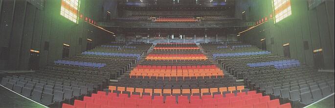 salle concert tours